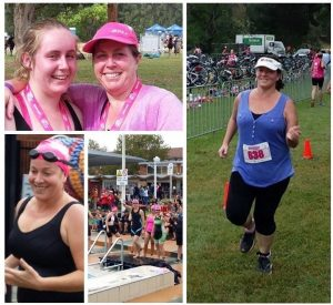 Triathlon-Pink-collage